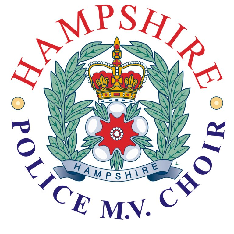 Hampshire Police Logo The Hampshire Police Male