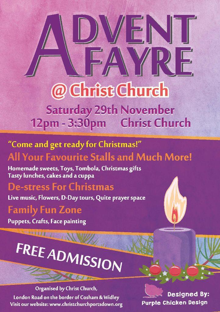 Christ Church-Advent Fayre_A5